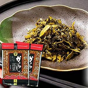 菊池食品 九州の逸品 からし高菜 300g×2袋まとめ買いセット