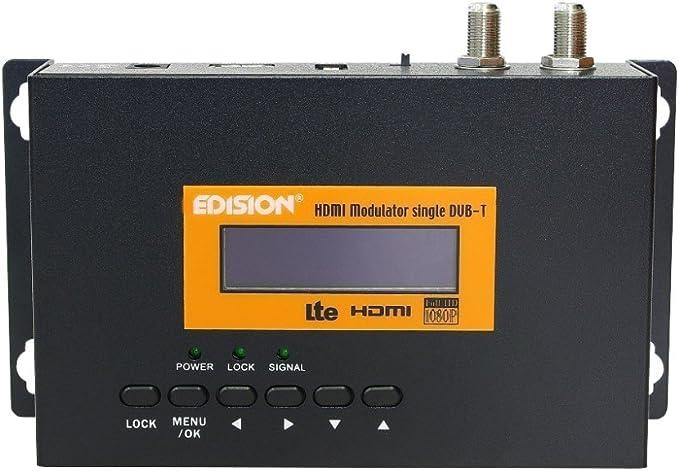Edision Hdmi Modulator Full Hd Distribution Over Coax Elektronik