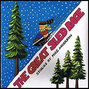 The Great Sled Race Audiobook