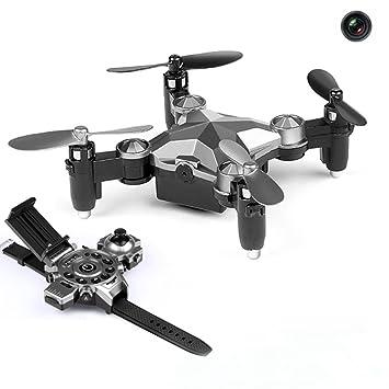 canda Smart Watch Drone 2.4G Mando a Distancia Mini Plegable ...