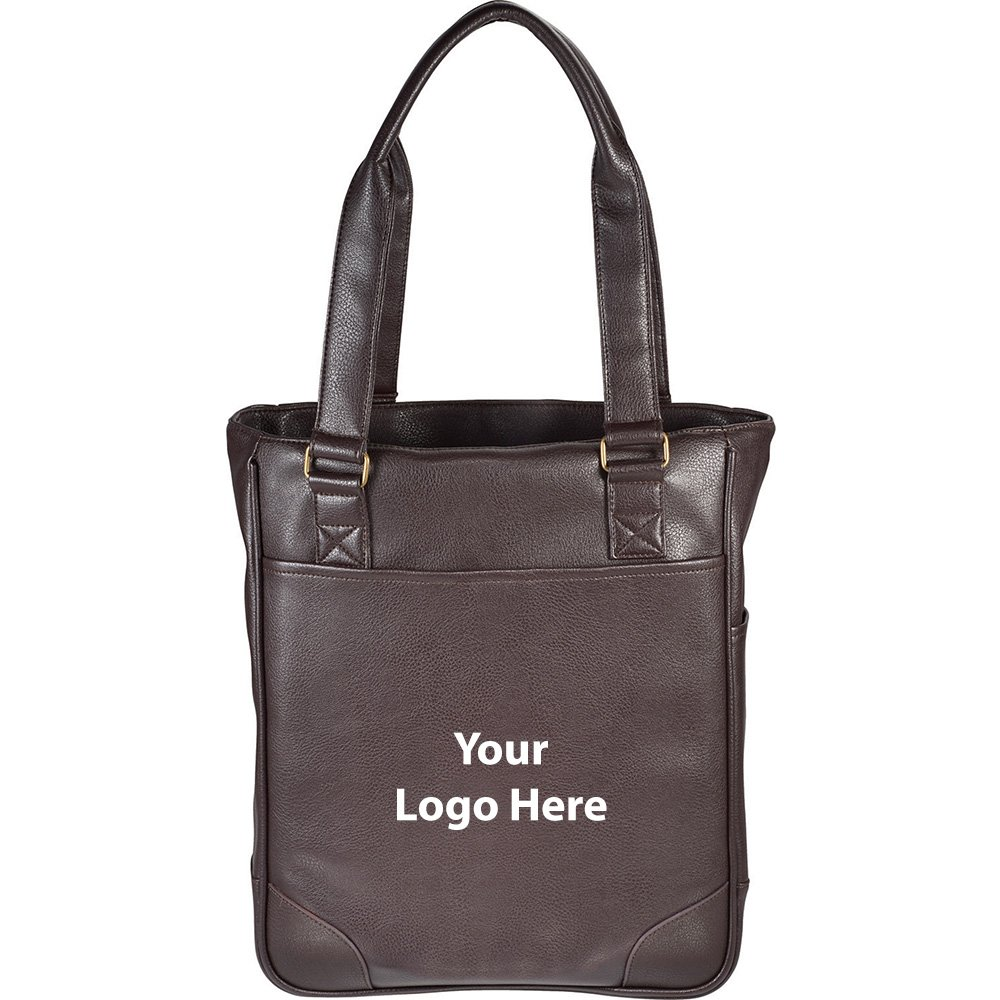 Oxford Business 13'' Computer Tote - 24 Quantity - $18.40 Each - PROMOTIONAL PRODUCT / BULK / BRANDED with YOUR LOGO / CUSTOMIZED
