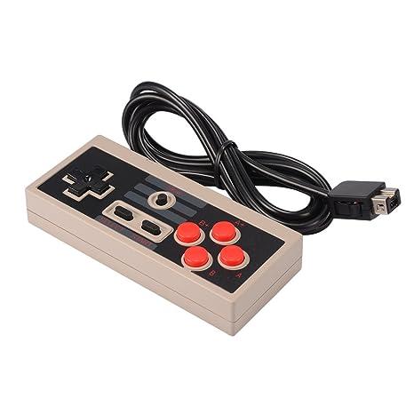 XCSOURCE® Wired Turbo Gamepad Joystick joypad control de cámara lenta w / 1,8