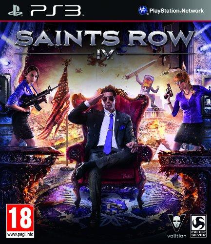 Saints Row IV(PS3) (Saints Player)