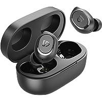 SoundPEATS TrueFree2 Wireless Earbuds Bluetooth 5.0 Headphones in-Ear Stereo IPX7 Waterproof Earbuds, Monaural/Binaural…