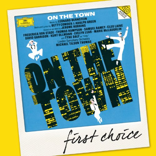 Bernstein: On The Town - 5. Taxi Number: Come Up To My Place (Live)