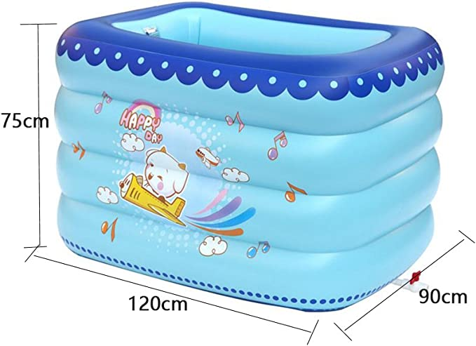Ymxljfbañera Inflable Piscina Inflable Piscina Piscina Familiar ...