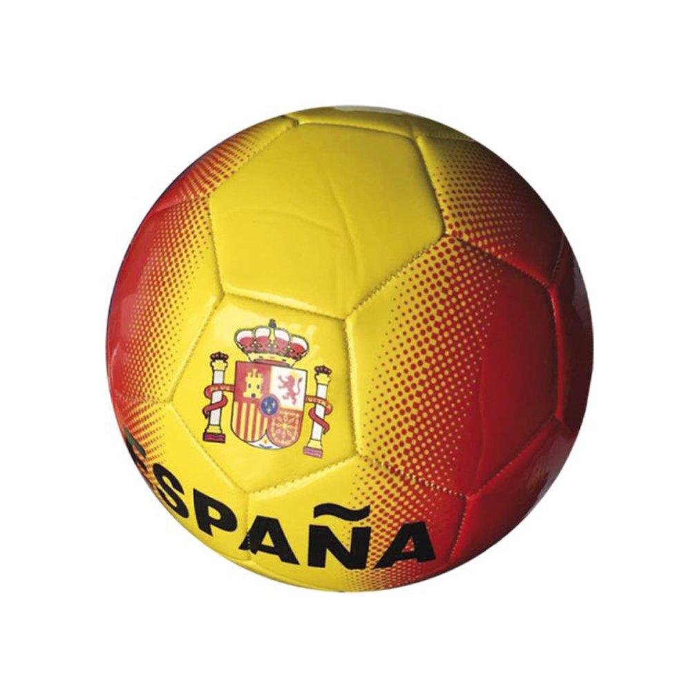 Herren Einheitsgr/ö/ße Rot//Gelb Junatoys spa/ña Ball Fu/ßball