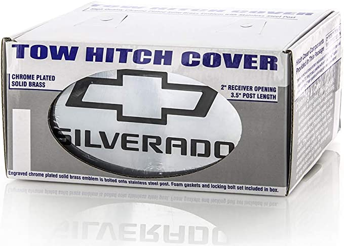 Eurosport Daytona Z71 Compatible with Hitch Cover