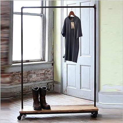 MTG Repisa para estantes, perchero de metro, manguera ...