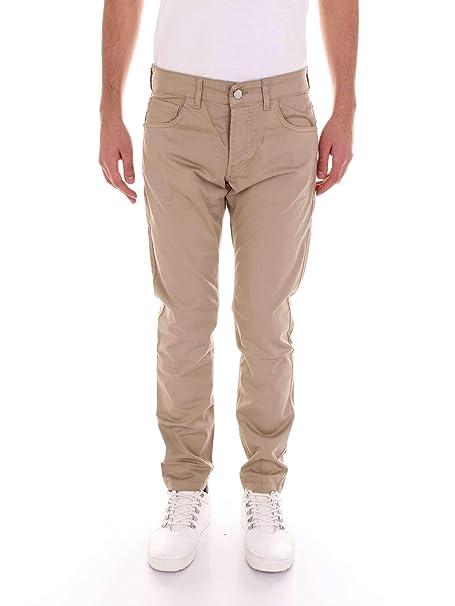 ENTRE AMIS P178177238 Pantalone Uomo Sabbia 30  Amazon.it  Abbigliamento 7f80ef6127f