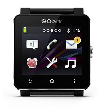 Sony Mobile - SmartWatch 2 - Montre Bluetooth/NFC Pour Smartphone ...