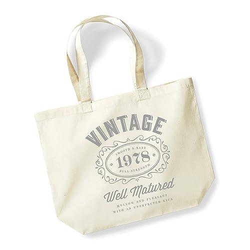 40th Birthday 1978 Keepsake Funny Gift Gifts For Women Novelty