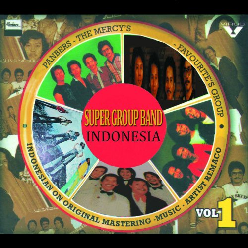 Super Group Band Indonesia, Vol. - Indonesia Band