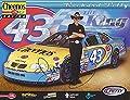 AUTOGRAPHED Richard Petty #43 Cheerios Racing Team (Petty Motorsports) Signed 9X11 NASCAR Legend Hero Card Photo w/ COA