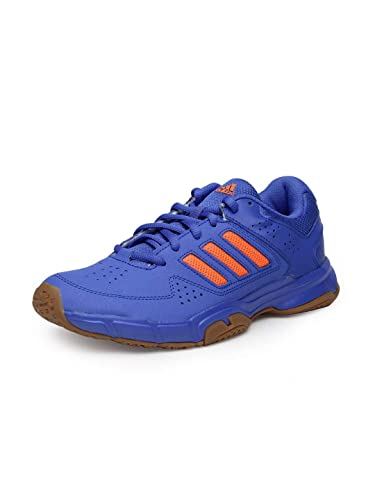 766b31043dcbf0 Adidas Men s Quickforce 3.1 Hireor Hirblu Badminton Shoes-10 UK India (44