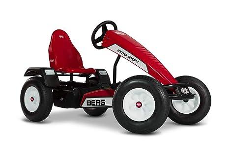 Berg Kart de Pedales eléctrico Extra Sport Red E-BF