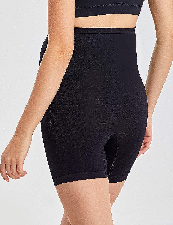 Gratlin Damen Seamless Umstands Schwangerschaft Unterhose Shorts
