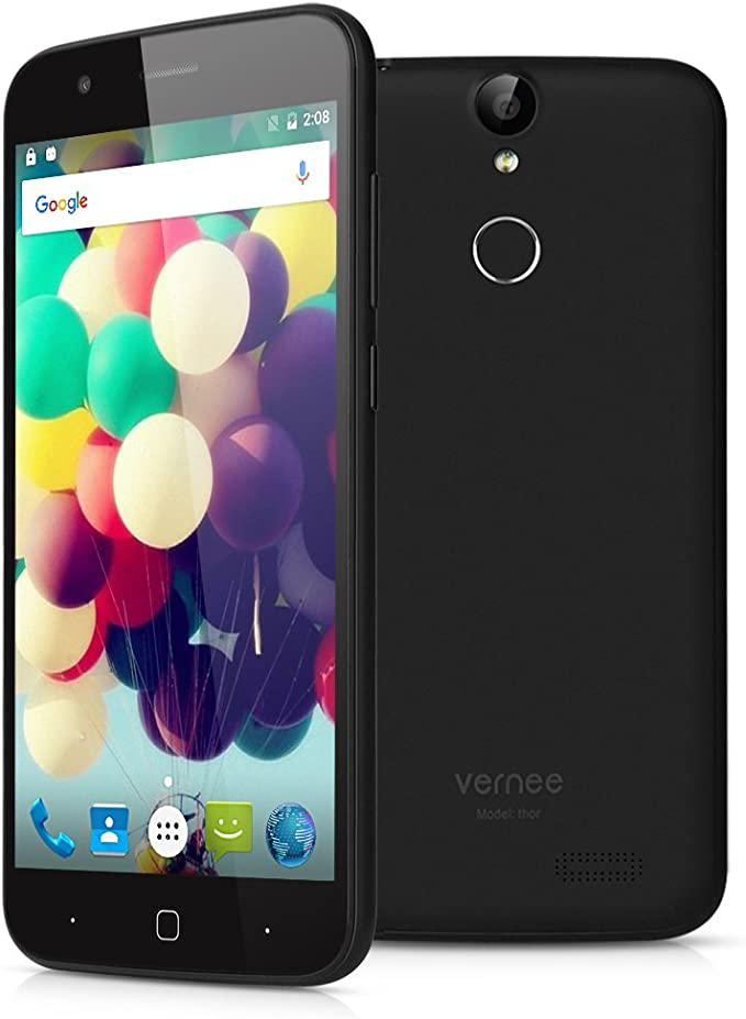 Vernee Thor 4G Lte - Smartphone Libre Android 6.0 (5.0\