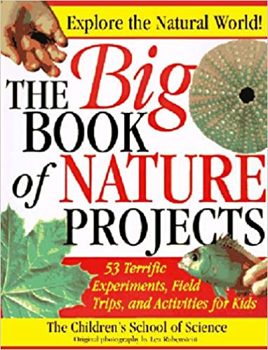 the big book of science projects