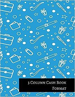 3 Column Cash Book Format