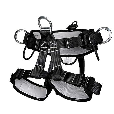 Arnés de escalada Medio cuerpo Cinturón Cinturón de seguridad ...
