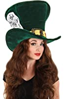 Elope The Mad Hatter, Green Hat