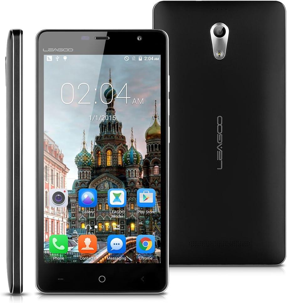 Leagoo Elite 4 - Smartphone Libre Android 4G Lte (Pantalla Ips Ogs 5.0\