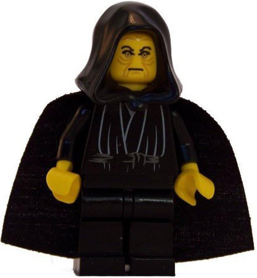 LEGO Emperor Palpatine Star Wars Figure