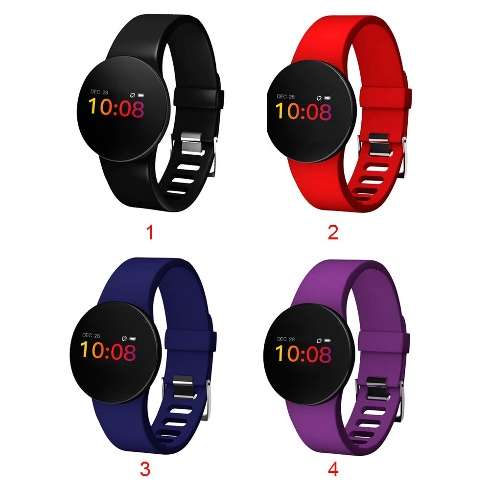 Amazon.com: Smart Bracelet, Submersible 50m Smart Fitness ...