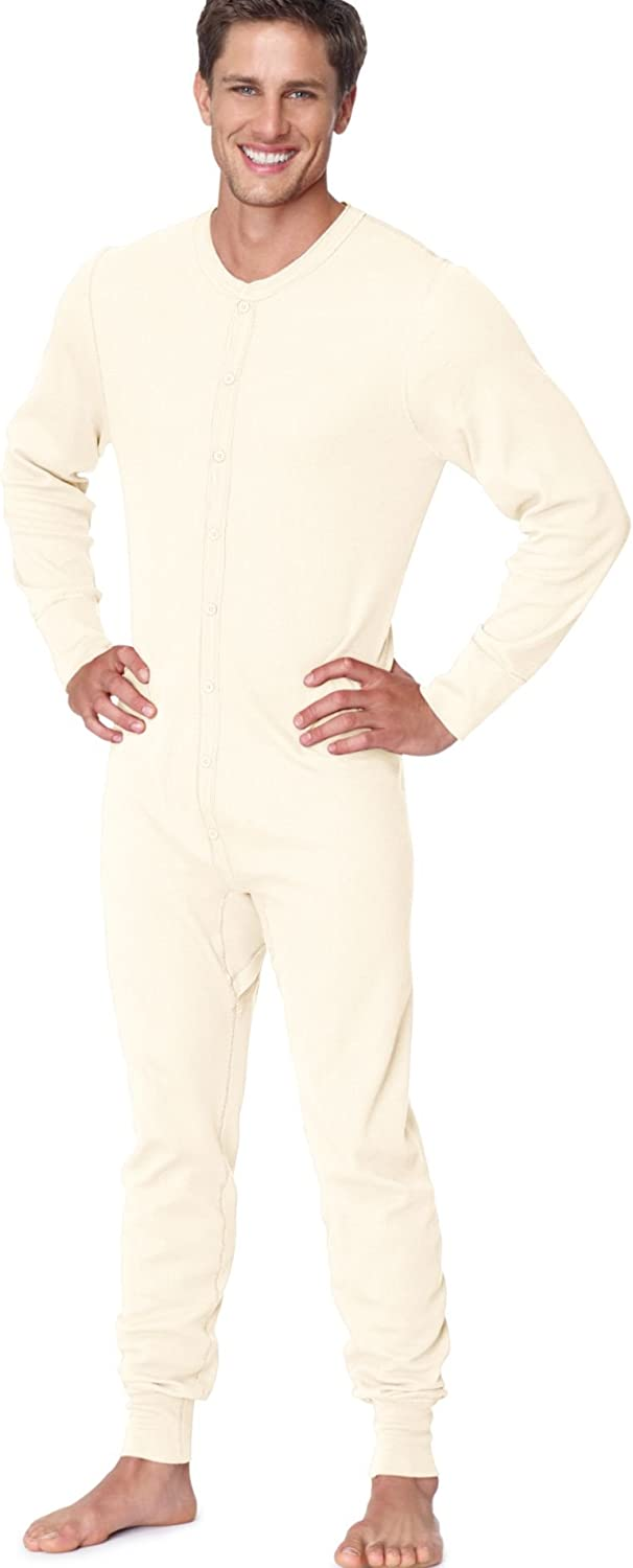 Hanes Men's Red Label X-Temp Unionsuit