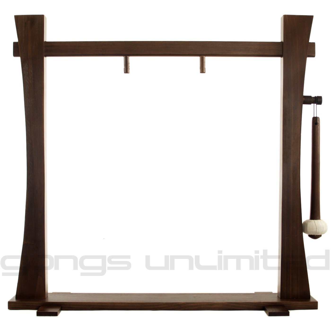 Spirit Guide Gong Stands for 16'' to 22'' Gongs by Unlimited