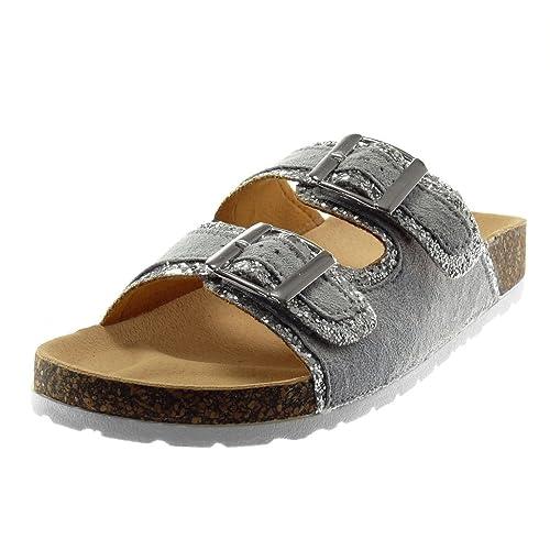 On Semelle Mode Angkorly Chaussure Mule Femme Sandale Basket Slip dtsrhQxoCB