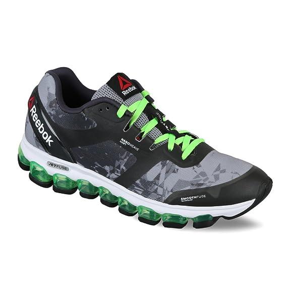 Reebok REEBOK ZJET BURST Men Running Shoes Grey Best Price in India ... 5ca7f03a5