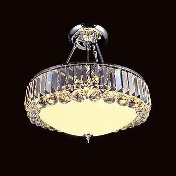 AXLF Araña de iluminación La iluminación de la iluminación, Lámparas de araña del Restaurante Crystal