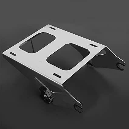 Original Detachables Solo Tour-pak Mounting Rack For Harley Road King Street Glide 14-17 Automobiles & Motorcycles