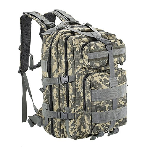 ABCAMO 45L Hunting Outdoor 3P Backpack by ABD OUTDOOR (Image #1)