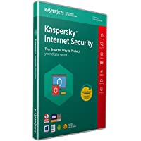 Kaspersky Internet Security 2019 | 1 Device | 1 Year | PC/Mac/Android | Activation Code by Post