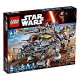 LEGO Star Wars Captain Rex's AT-TE 75157 Set by LEGO