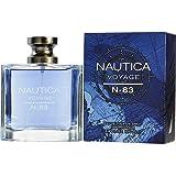 Voyage N-83 by Nautica for Men Eau de Toilette, 100ml