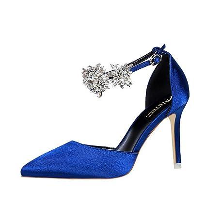 timeless design 9a35d 6b847 ALUK- Scarpe da donna - Scarpe con tacchi alti Scarpe con ...