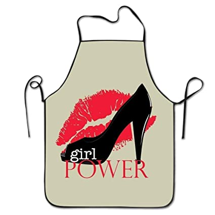 921813b2baa Amazon.com  Black High Heels Red Lip Sexy Power Bulk Fashion ...