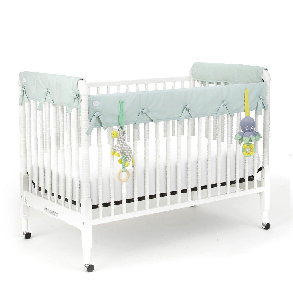 Babee Talk Organic Eco-Chic Crib Skirt