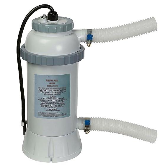 Calentador de agua para jacuzzi