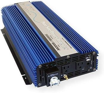AIMS Power 3000-watt pure sine power inverter