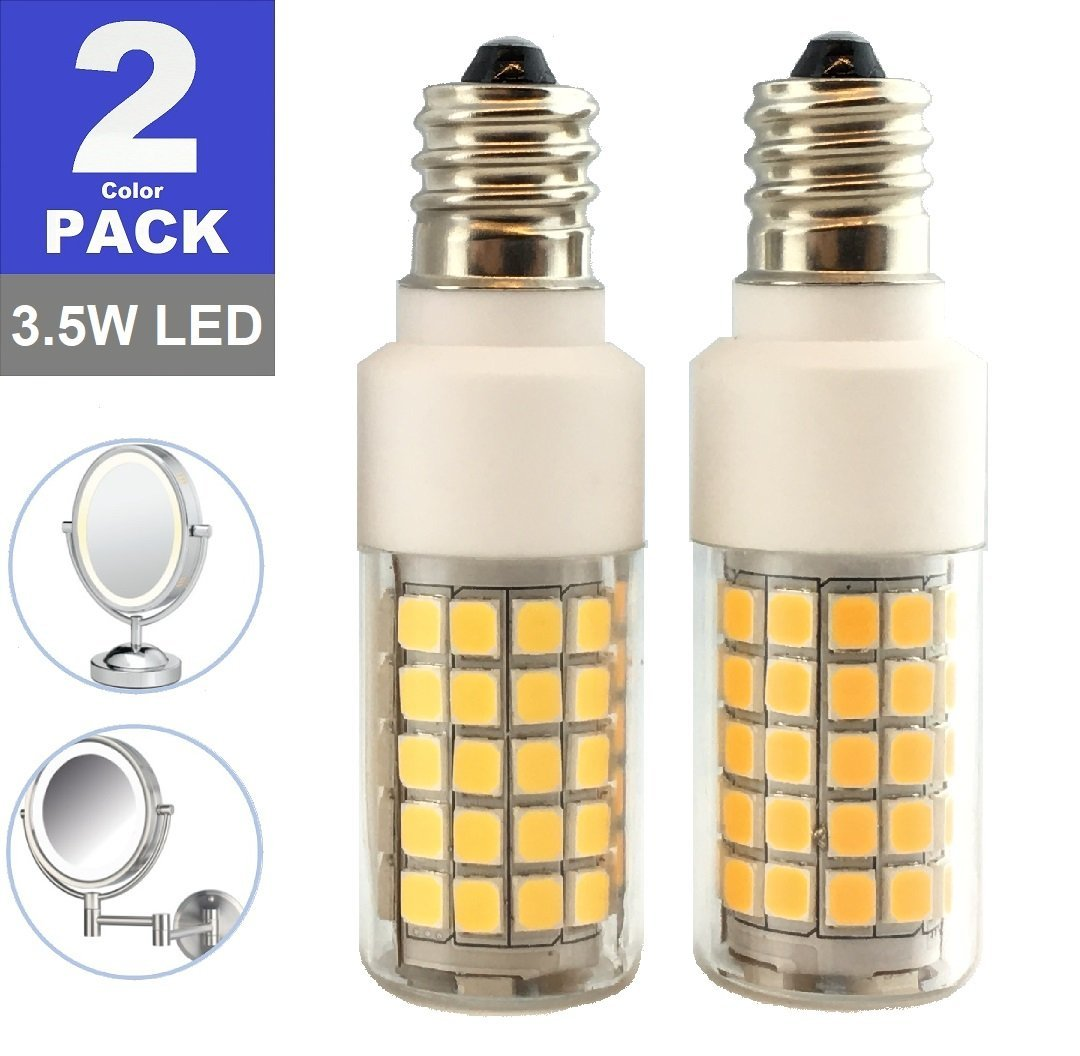 SRRB Direct LED Replacement Light Bulb for Cosmetic Vanity ...