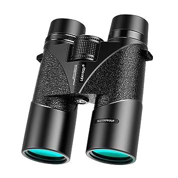 Binoculares para Adultos, 8X42 Professional Traveler HDAmplio Campo De Visión - Ipx7 (Impermeable Llena De Nitrógeno), Ideal para Observación De Aves Al ...