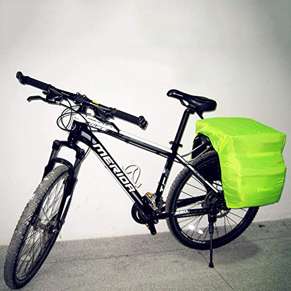 True-Ying Bolsa de Equipaje Impermeable para Bicicleta de montaña ...