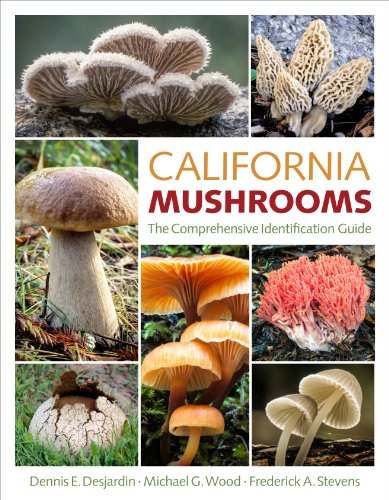 California Mushrooms: The Comprehensive Identification Guide