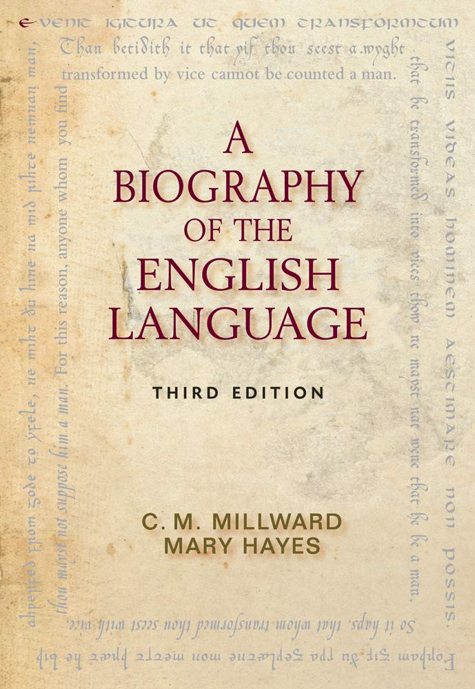 A Biography of the English Language by imusti