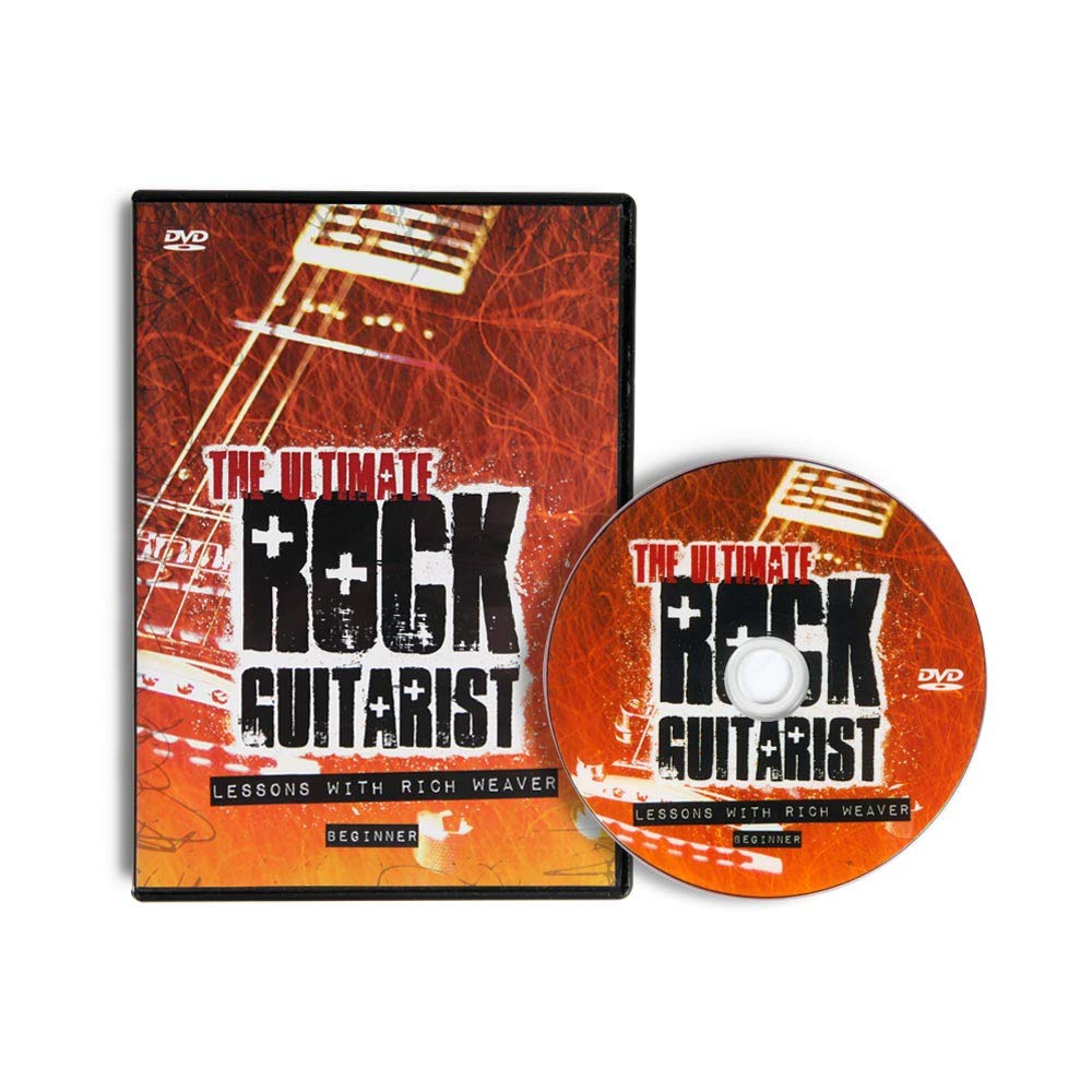 Lindo ULT-ROCK-DVD - The Ultimate Rock Guitarist, Lessons with ...